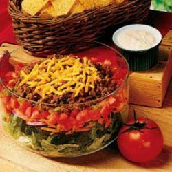 Mexican Garden Salad recipe