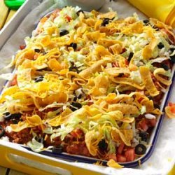 Texas Taco Platter recipe