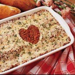 Hearty Lasagna recipe