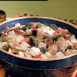 Sally's Potato Salad recipe
