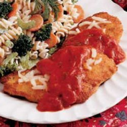Zesty Mozzarella Chicken recipe