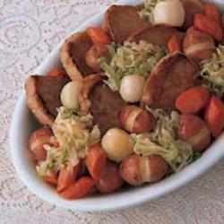 One Dish Pork Chop Dinner recipe