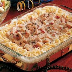 Ceramy Turkey Tetrazzini recipe