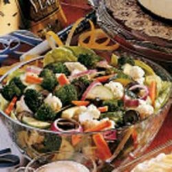 Celebration Antipasto recipe