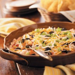 Layered Shrimp Dip recipe