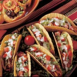 Tacos Deluxe recipe
