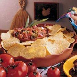 Tomato Chili Dip recipe