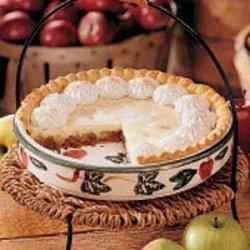 Caramel Apple Cream Pie recipe