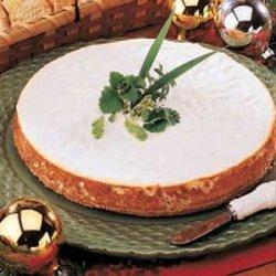 Creamy Crab Cheesecake recipe