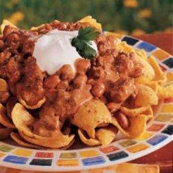 Chili Nacho Supper recipe