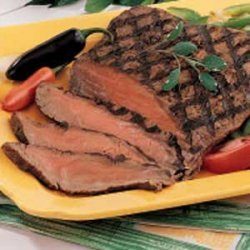 Quick Marinated Flank Steak recipe