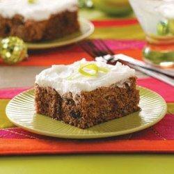 Apple Pear Cake recipe