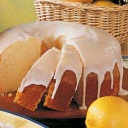 Moist Lemon Chiffon Cake recipe