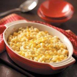 Creamy Macaroni 'n' Cheese recipe