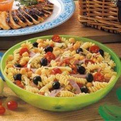Summer Spiral Salad recipe