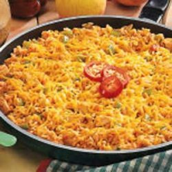 Mexican Chicken and Rice recipe