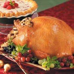 Turkey with Apple Stuffing recipe
