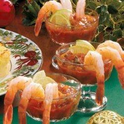 Shrimp with Creole Sauce recipe