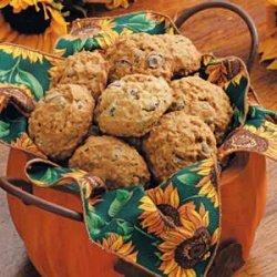 Pumpkin Chip Cookies recipe
