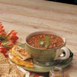 Pinto Bean Chili recipe