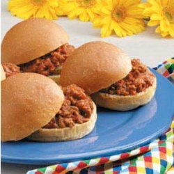 Sloppy Joes for a Crowd recipe