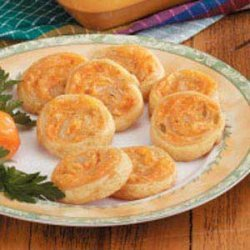 Chili Cheddar Pinwheels recipe