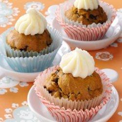 Pumpkin Chip Cupcakes recipe
