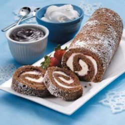 Ice Cream Party Roll recipe