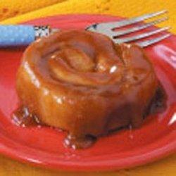 Caramel Cinnamon Rolls recipe