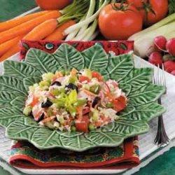 Mediterranean Medley Salad recipe