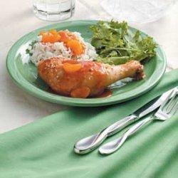Savory Mandarin Orange Chicken recipe