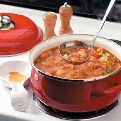 Sweet Potato Chicken Stew recipe