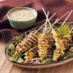 Chicken Satay recipe