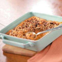 Makeover Crunchy Sweet Potato Casserole recipe
