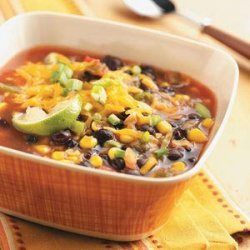 Bart's Black Bean Soup recipe