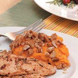 Pecan Sweet Potato Casserole recipe