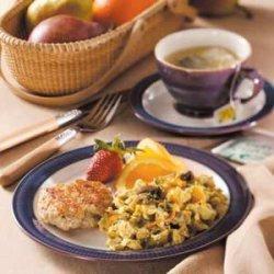 Veggie Egg Scramble recipe