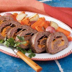 Meat Loaf Supper recipe