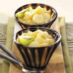 Fruit Cream Salad recipe
