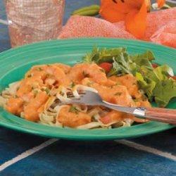 Creamy Curry Shrimp recipe