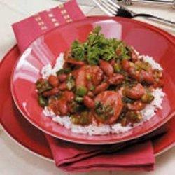 Cajun Red Beans recipe