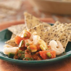 Mexican Shrimp Dip recipe
