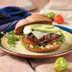 Southwest Burger recipe