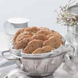 Orange-Cinnamon Chocolate Chip Cookies recipe