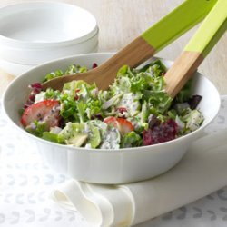 Berry Tossed Salad recipe