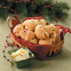 Italian Cheese Sesame Rolls recipe