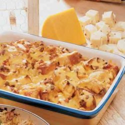 Chili Cheese Strata recipe