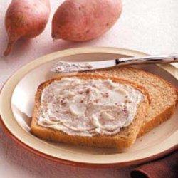 Sweet Potato Yeast Bread recipe