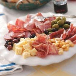Classic Antipasto Platter recipe