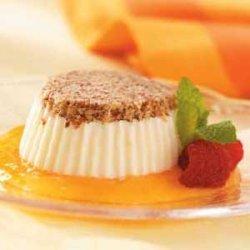 Frozen Almond-Cream Desserts recipe